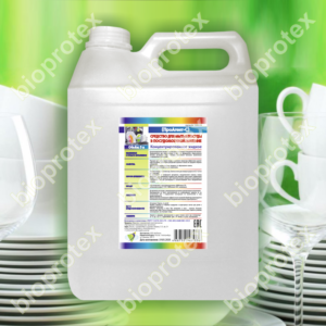 Концентрированное жидкое средство для мытья посуды в посудомоечной машине  (ПроАгент-С)